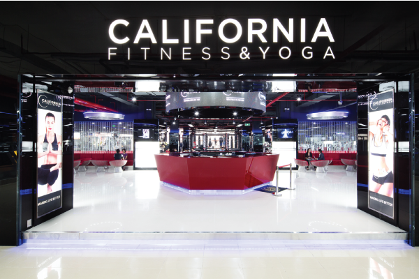CALIFORNIA FITNESS & YOGA CENTER
